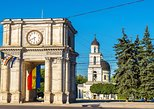 GROUP - Chisinau City Tour and Cricova Winery with wine tasting