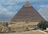 Africa & Mid East - Egypt: Short layover tour to Giza pyramids and Sphinx