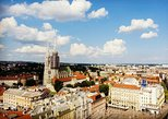 Behind city walls of Zagreb