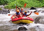 Highlights Mount Batur and White Water Rafting Tours