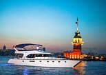 Bosphorus Sunset Cruise on Luxury Yacht