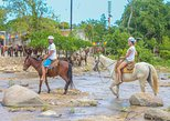 Puerto Vallarta Combo Tour: Horseback Riding and Beach Break