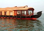 01 Bed Room House Boat at Alleppey - Deluxe