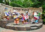 Bangkok Safari world and Marine park day tour with Lunch