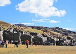 Archaeological Park of Sacsayhuaman Admission Ticket