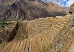 Archaeological Park Ollantaytambo Admission Ticket