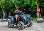 ATV & CENOTE CAVE FROM PLAYA DEL CARMEN