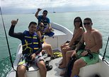 Roatán Sightseeing Monkey & Sloths and Offshore Reef Snorkel and Beach Excursion