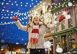 Christmas Eve in Jerusalem and midnight mass in Bethlehem from Jerusalem