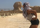 4 hour private half-day tour Giza pyramids and the Sphinx from Cairo Giza hotels