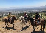 Guided Horseback Riding - Private Full Day Tour Santiago