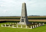 ANZAC Day Memorial Services and Battlefield Tour from Arras and Amiens