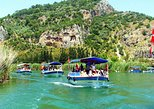Dalyan Day Trip from Bodrum to Dalyan River Cruise, Iztuzu Beach aith Mud Baths