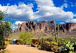 USA - Arizona: Apache Trail Day with Dolly Steamboat Tour from Phoenix