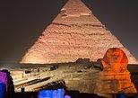 Pyramids & Sphinx Sound & Light Show