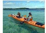 Kayak, Snorkel and boat tour