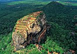 Day Excursion to Sigiriya, Pidurangala Rock from Colombo