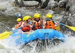 Reventazon River Whitewater Rafting with Picnic Lunch Limon Shore Excursion