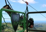 Extreme Zipline at ToroVerde Adventure Park in Puerto Rico