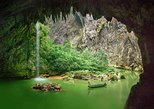 Private day tour to Yingxi Corridor and Chuantian Cave from Guangzhou