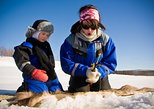 Lapland Reindeer Safari to Wilderness Lake and Ice Fishing from Rovaniemi