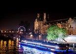 Private Tour: Romantic Seine River Cruise, Dinner, and Illuminations Tour