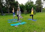 Energizing Yoga Under The Trees