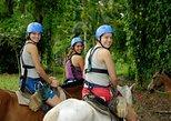 San Jose Combo Tour: Horseback Riding and Sarapiquí River Boat Ride