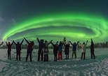 Northern Lights Hunting By Minivan, Small Group Adventure