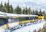 Alaska Railroad Aurora Winter Anchorage to Fairbanks One Way