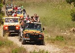 Jeep Safari and White Water Rafting Day Tour from Side
