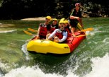Fun RAFTING from MEDELLIN (best class IV rapids) + FREE videos and photos