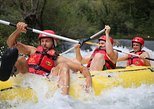 Rafting on Cetina River Departure from Split or Zadvarje village