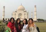 Agra Day Trip from Delhi Including Taj Mahal, Agra Fort and Baby Taj