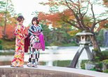 Kimono Rental in Kanazawa Kenrokuen