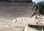 Epidaurus, Mycenae and Nafplio Small-Group Tour from Athens