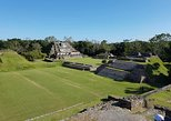 Altun Ha Pyramids with V.i.V.