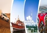 Abu Dhabi sharing City Tour - A journey to The Capital(Shore excursions )