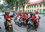Half-day Hanoi city Motorbike tour- SEE- Culture - History - Poor - Rich ...