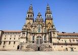 Santiago de Compostela & Valença Fortress Tour - Full Day from Braga & Guimarães