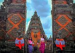 Balinese Art Tour : Ubud Art Village, Balinese compound & Temple