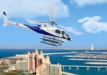 Luxury Dubai Helicopter Tour with 2 Way Private Transfers in Dubai