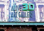 Alive 3D Art Gallery Admission Ticket