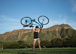 Bike Tour of Scenic Diamond Head with Optional Hike