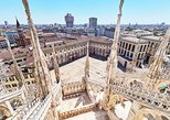 Skip-the-line Milan Duomo Cathedral Guided Tour with Terraces & Roof Top Access