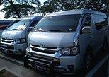 Private transfer: El Nido to Puerto Princesa Airport Van - 10 Passengers
