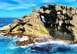 North Coast of Puerto Rico from San Juan: Arecibo Observatory and Cueva del Indio