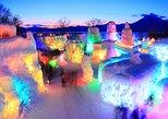 Experience Winter Outdoor in Hokkaido! Enjoy Snow Playing, Lake Shikotsu& Ice Festival!