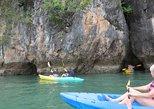 Koh Lanta Program 4 Half - Day Kayaking (Talabeng Sea Cave)