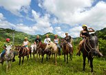 Horseback, Zipline and Rappel Combo Tour Jaco